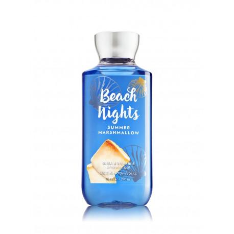 Bath & Body Works Summer Marshmallow Shower Gel