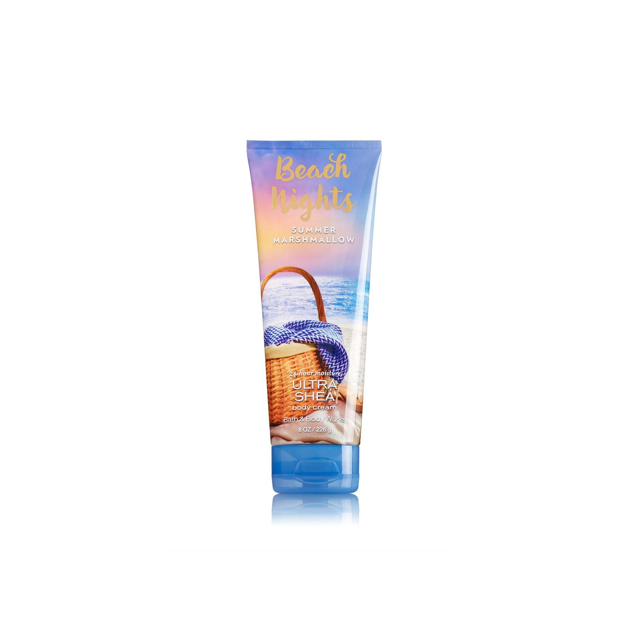 Bath & Body Works Summer Marshmallow Ultra Shea Body Cream