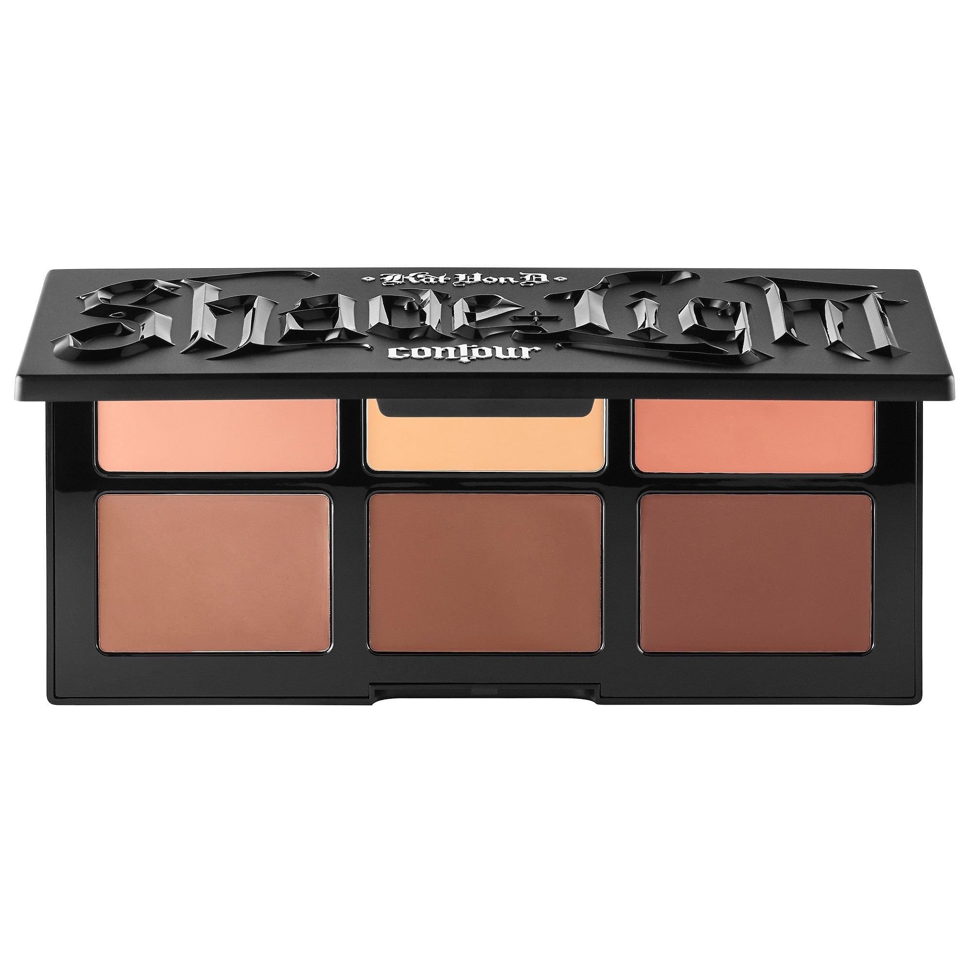 Kat Von D Shade + Light Crème Contour Refillable Palette