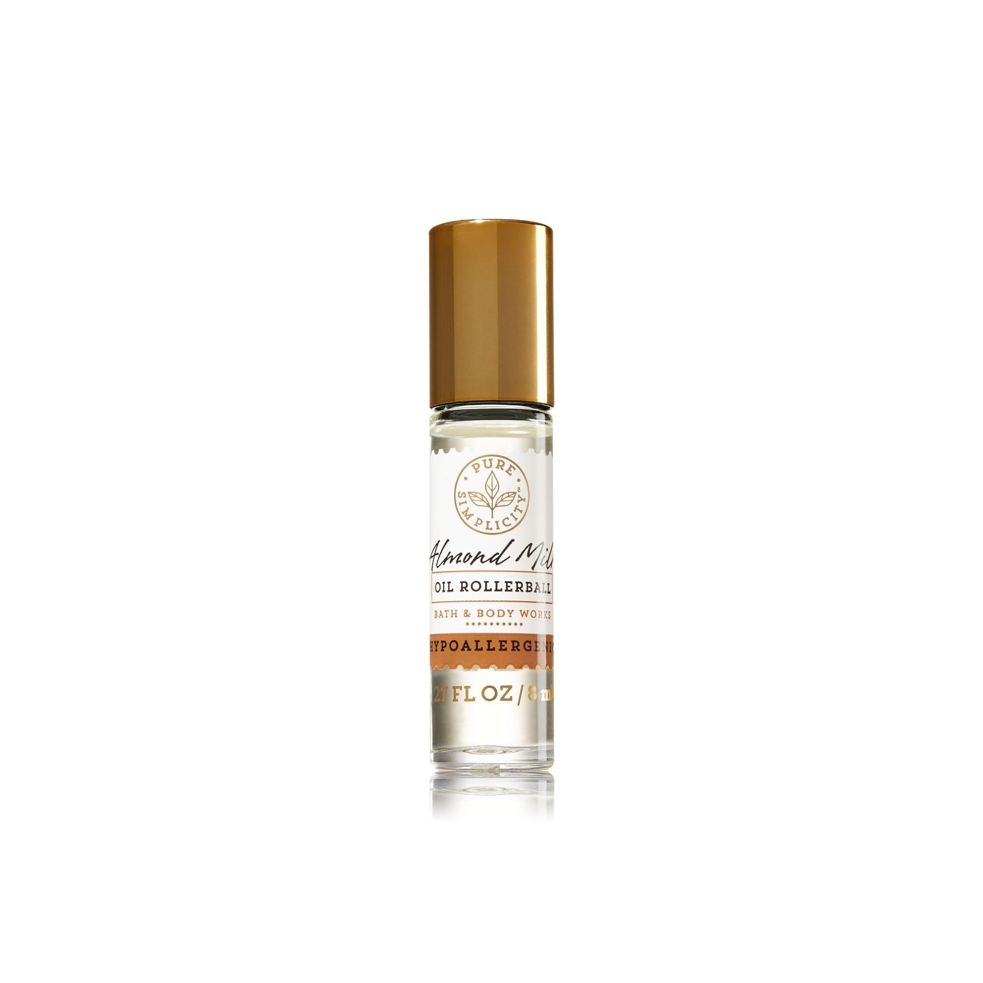 Bath & Body Works Almond Milk Oil Rollerball