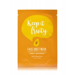 Bath & Body Works Keep It Fruity Face Sheet Mask