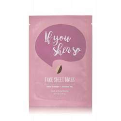 Bath & Body Works If You Shea So Face Sheet Mask