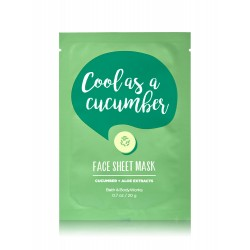 Bath & Body Works Cool As Cucumber Face Sheet Mask