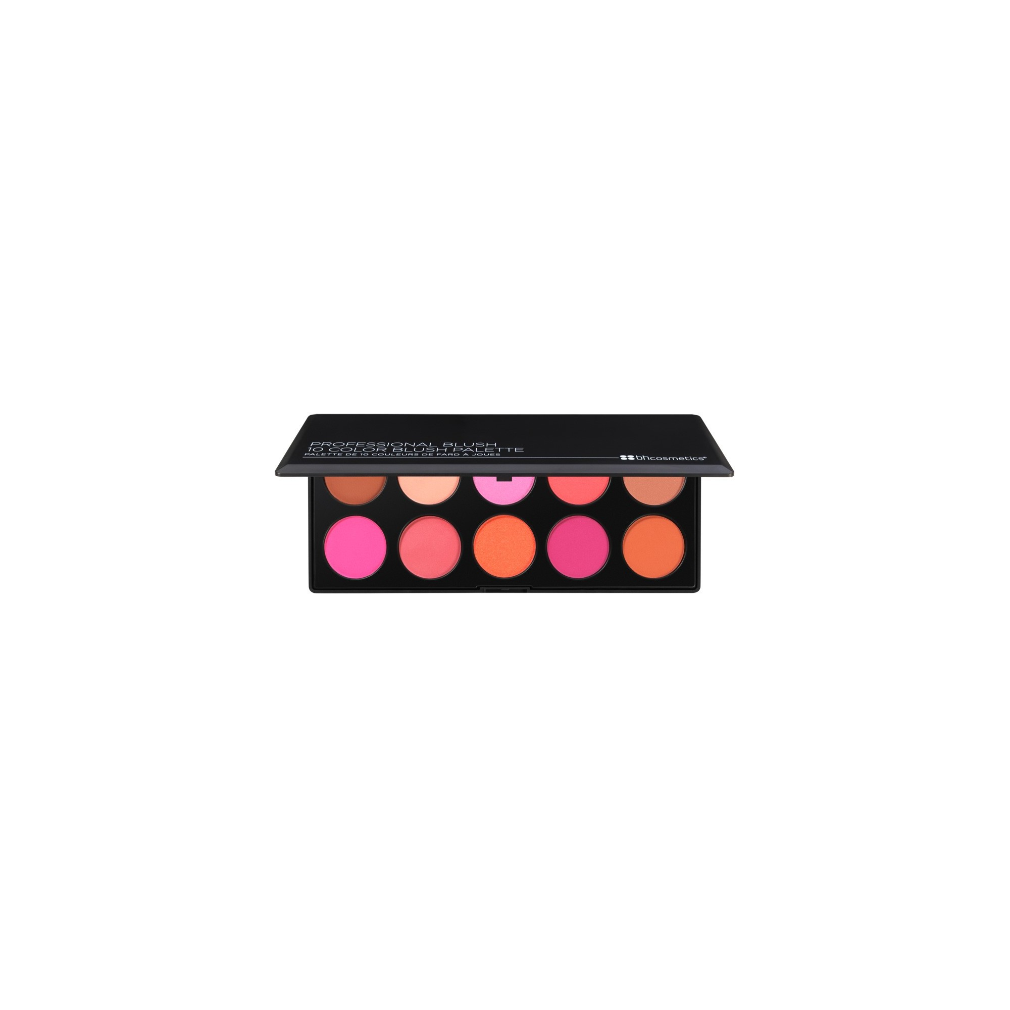 BH Cosmetics Professional Blush 10 Color Blush Palette