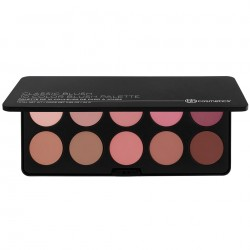 BH Cosmetics Classic Blush 10 Color Palette