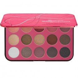 BH Cosmetics Glam Reflection 15 Color Shadow Palette L'amour