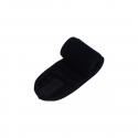 Abbes Cosmetics Bandeau de Maquillage Headband SPA Black