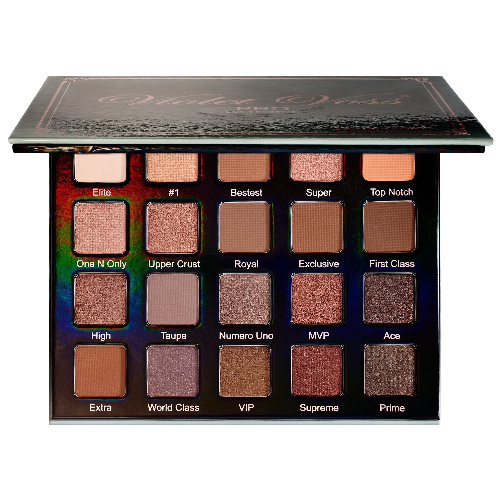 Violet Voss Taupe Notch Pro Eyeshadow Palette