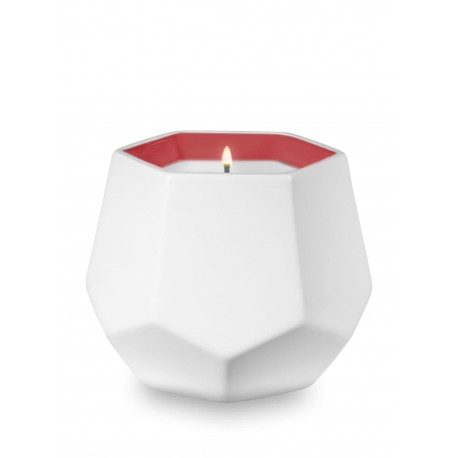 Bath & Body Works White Opal Single Wick Candle