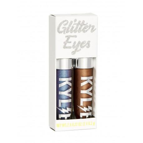 Kylie Cosmetics Violet Moon Destiny Glitter Eyes