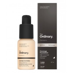 The Ordinary Coverage Foundation SPF15