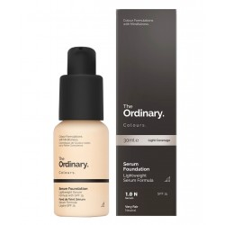 The Ordinary Serum Foundation SPF15