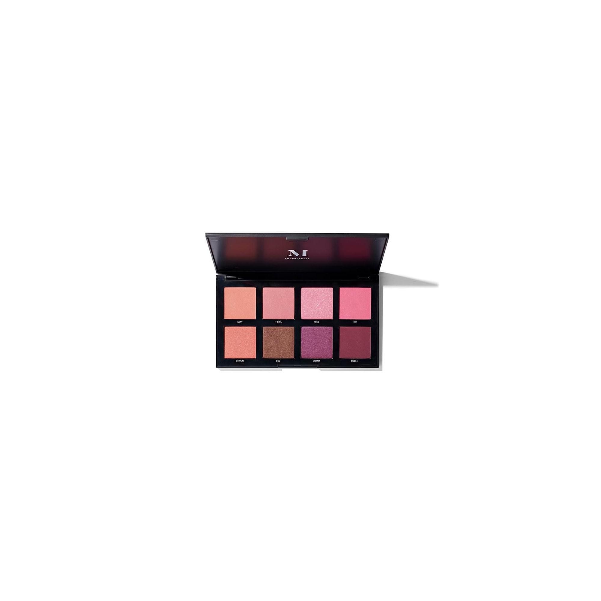 Morphe 8C Cool Pro Blush Palette