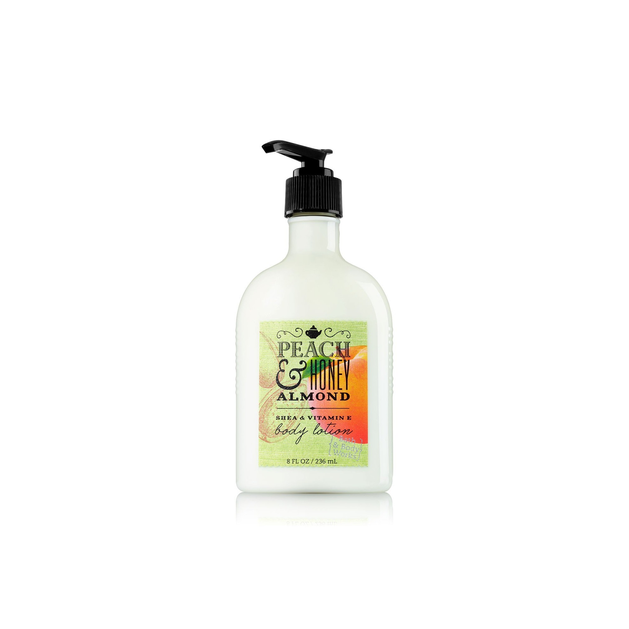 Bath & Body Works Peach & Honey Almond Body Lotion