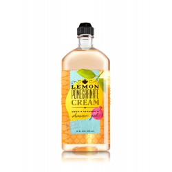 Bath & Body Works Lemon Pomegranate Cream Shower Gel
