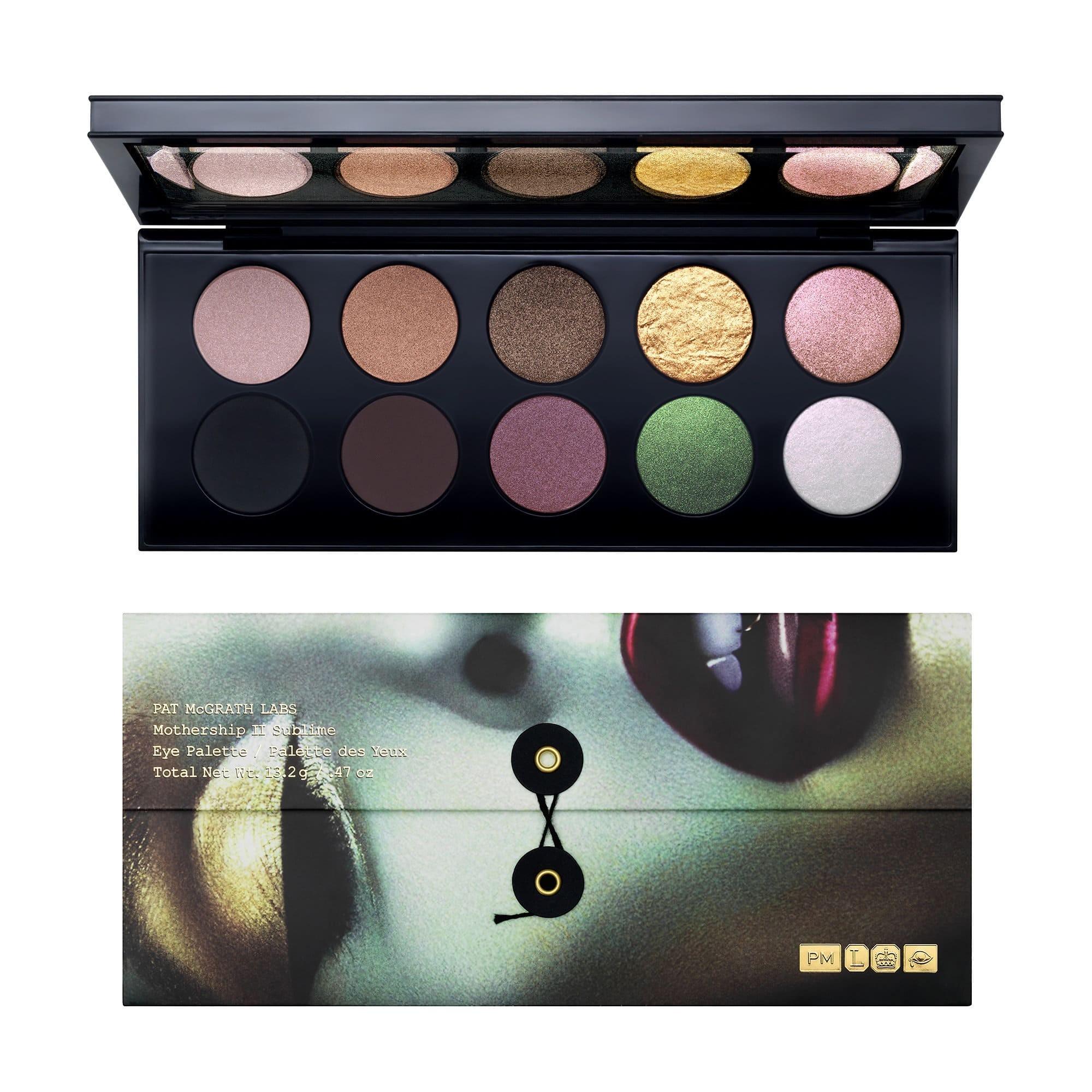 Pat McGrath Labs Mothership III Sublime Eyeshadow Palette