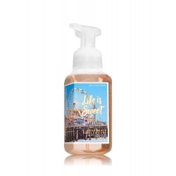 Bath & Body Works Boardwalk Vanilla Cone Gentle Foaming Hand Soap