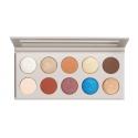 KKW Beauty x Mario 10 Pan Eyeshadow Palette