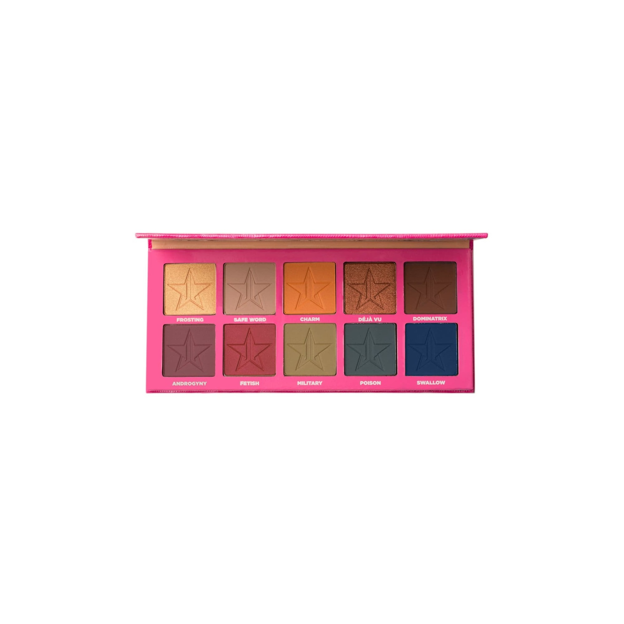 Jeffree Star Cosmetics Androgyny Eyeshadow Palette