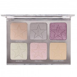 Jeffree Star Cosmetics Platinum Ice Pro Skin Frost Palette