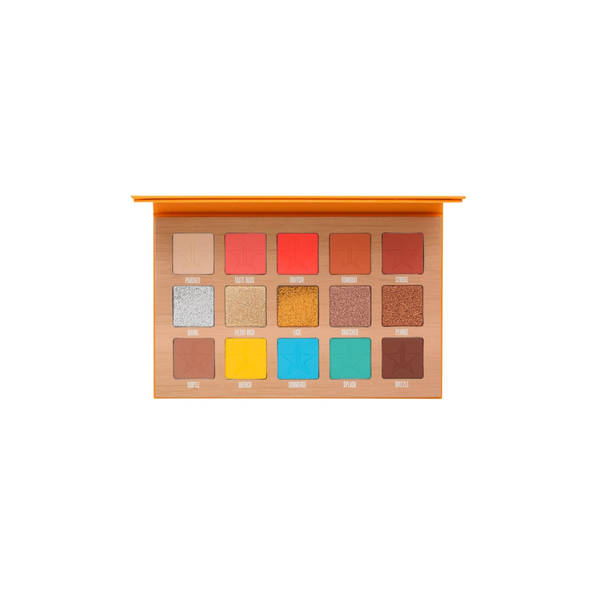 Jeffree Star Cosmetics Thirsty Eyeshadow Palette