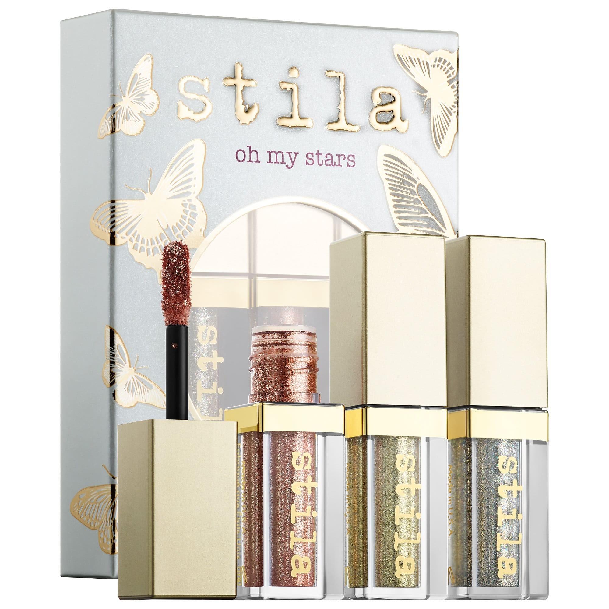 Stila Oh My Stars Glitter & Glow Liquid Eye Shadow Mini Set