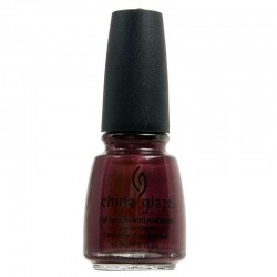 China Glaze Intemporels Nacrés Long Kiss