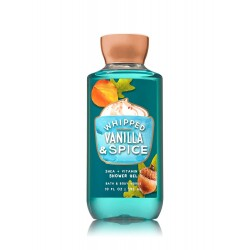 Bath & Body Works Whipped Vanilla & Spice Shower Gel