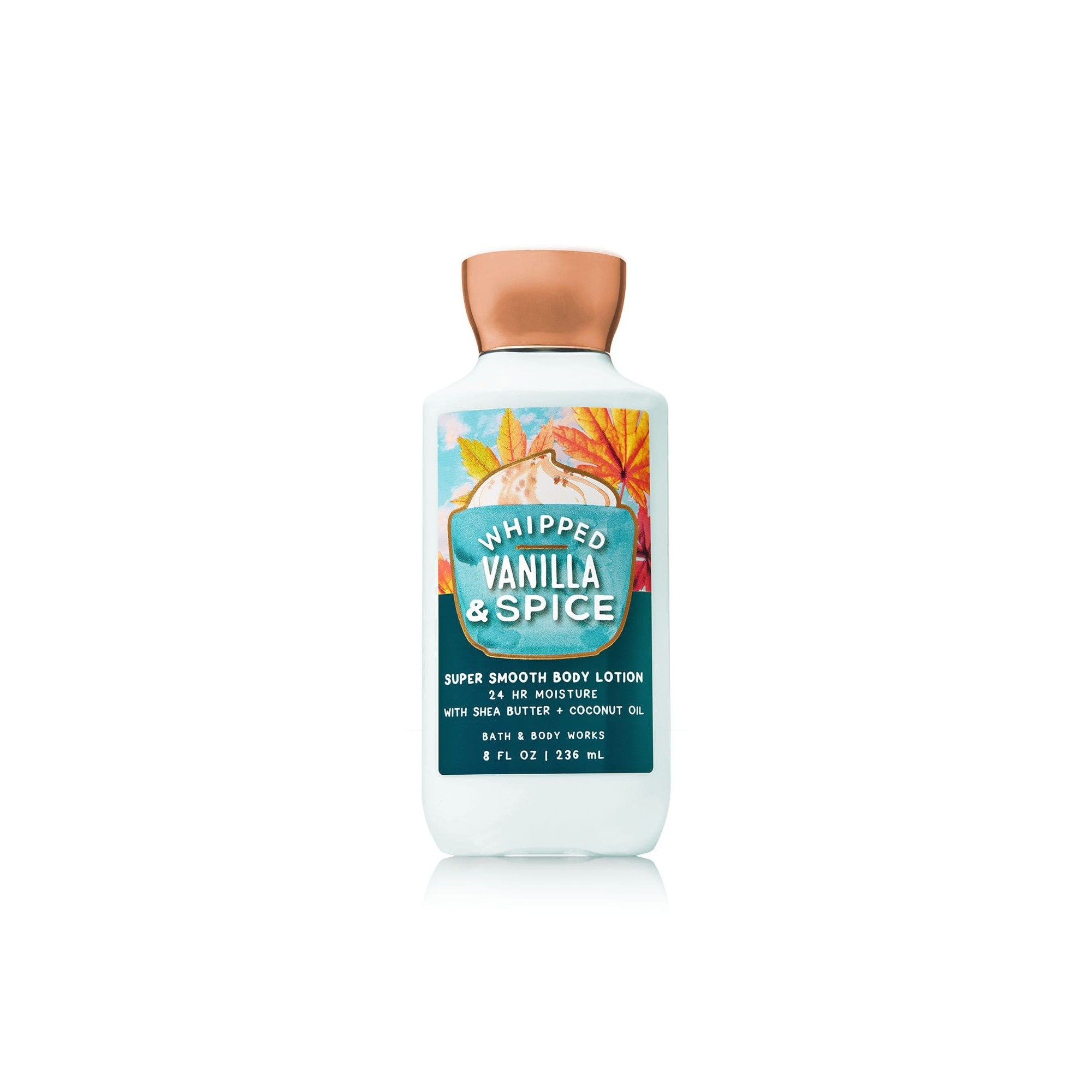 Bath & Body Works Whipped Vanilla & Spice Body Lotion