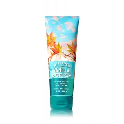 Bath & Body Works Whipped Vanilla & Spice Ultra Shea Body Cream