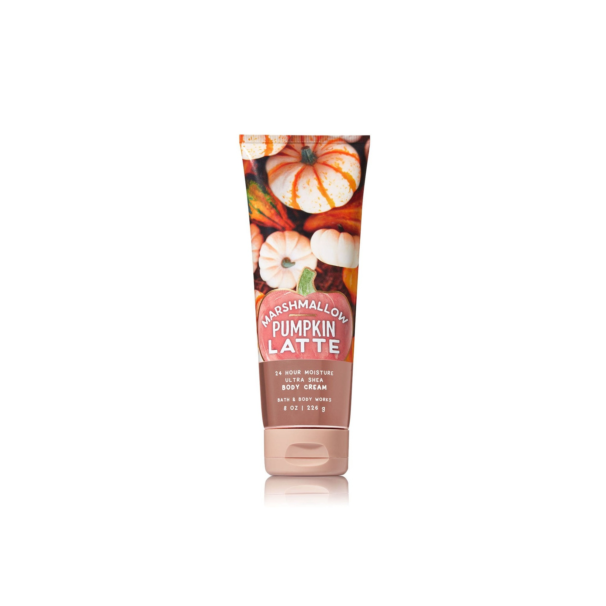 Bath & Body Works Marshmallow Pumpkin Latte Ultra Shea Body Cream