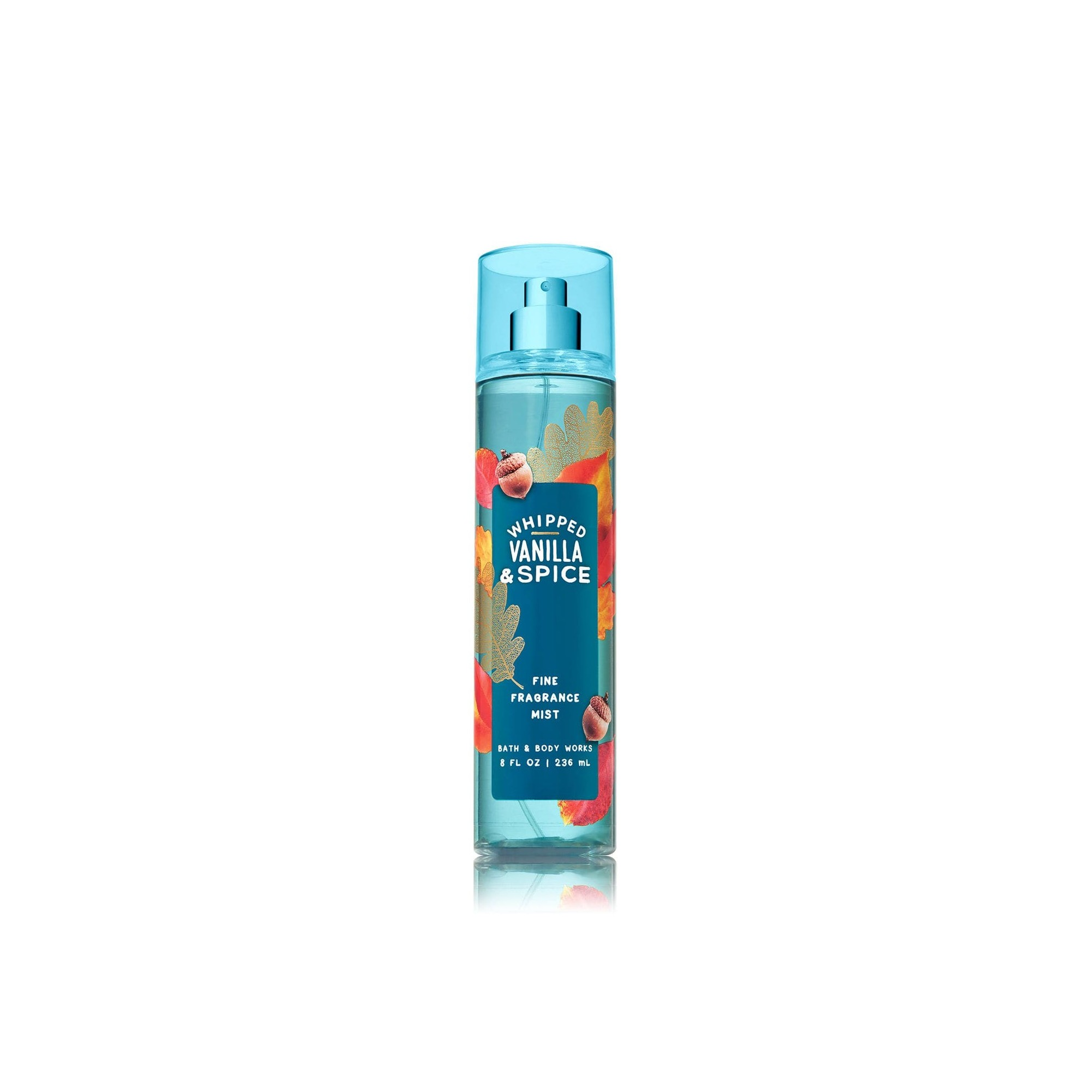 Bath & Body Works Whipped Vanilla & Spice Fine Fragrance Mist