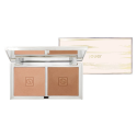 Jouer Sunswept Bronzer Duo Palette Sunkissed Sunset