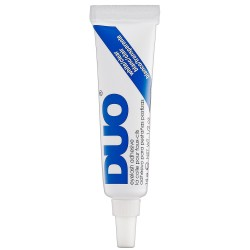 DUO Striplash Adhesive Colle Faux Cils White Clear