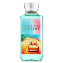 Bath & Body Works Endless Weekend Shower Gel
