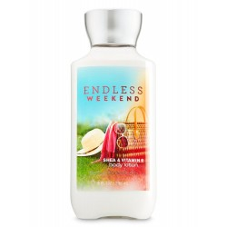 Bath & Body Works Endless Weekend Body Lotion