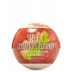 Bath & Body Works Sweet Cinnamon Pumpkin Bath Fizzy