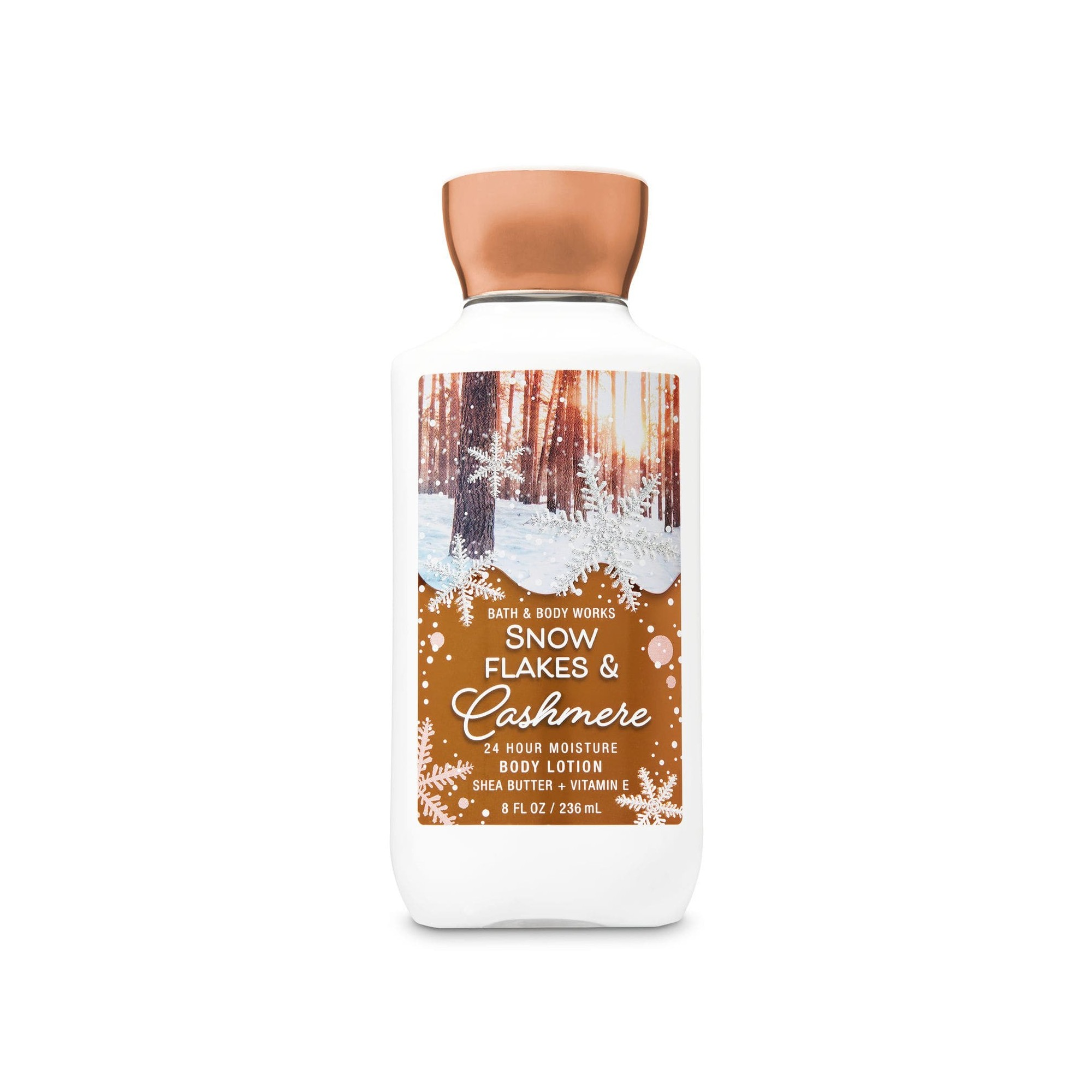 Bath & Body Works Snowflakes And Cashmere Body Lotion