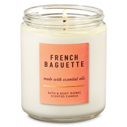 Bath & Body Works French Baguette Scented Candle