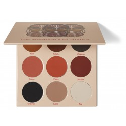 Juvia's Place The Warrior II Eyeshadow Palette