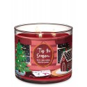 Bath & Body Works Tis The Season 3 Wick Scented Candle