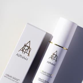 Alpha-H Solutions Soin Concentré Anti-âge Acné Pigmentation Dommages Solaires Liquid Gold Exfoliant Resurfacant Acide Glycolique