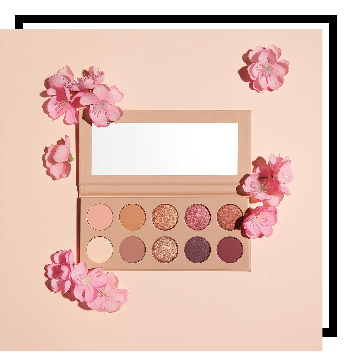 KKW Beauty Classic Blossom Collection Cherry Blossom Palette