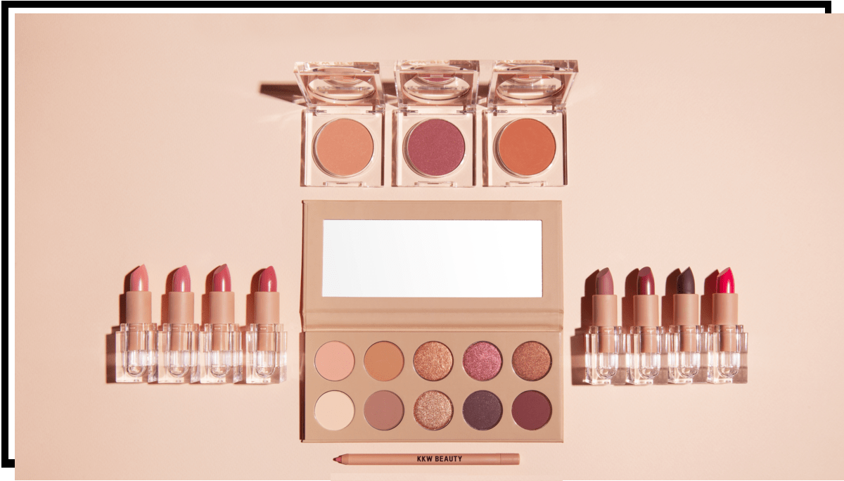 KKW Beauty Kim Kardashian West Classic Cherry Blossom Collection