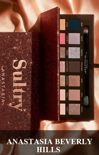Anastasia Beverly Hills Sultry Eye Shadow Palette fards à Paupières