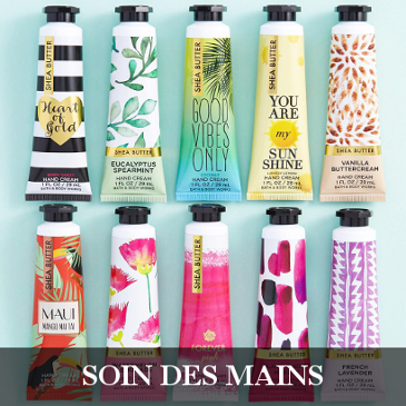 Bath & Body Works Hand Cream Soin Crème Mains