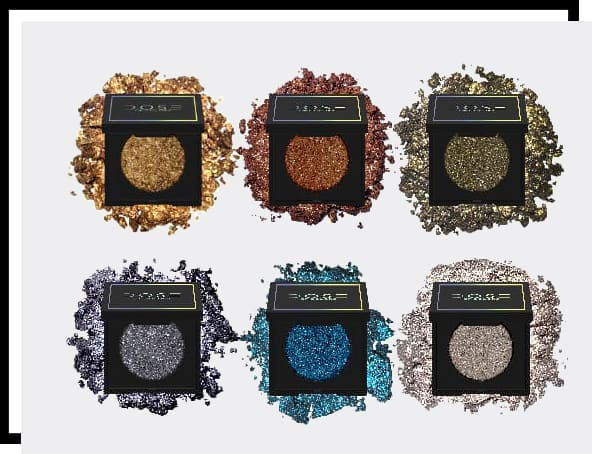 Dose Of Colors Block Party Single Eyeshadow Fards à paupières
