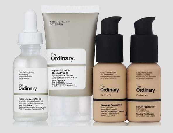 The Ordinary Serum Foundation Mineral UV Filters SPF 30 with Antioxidants Fond de teint Soins