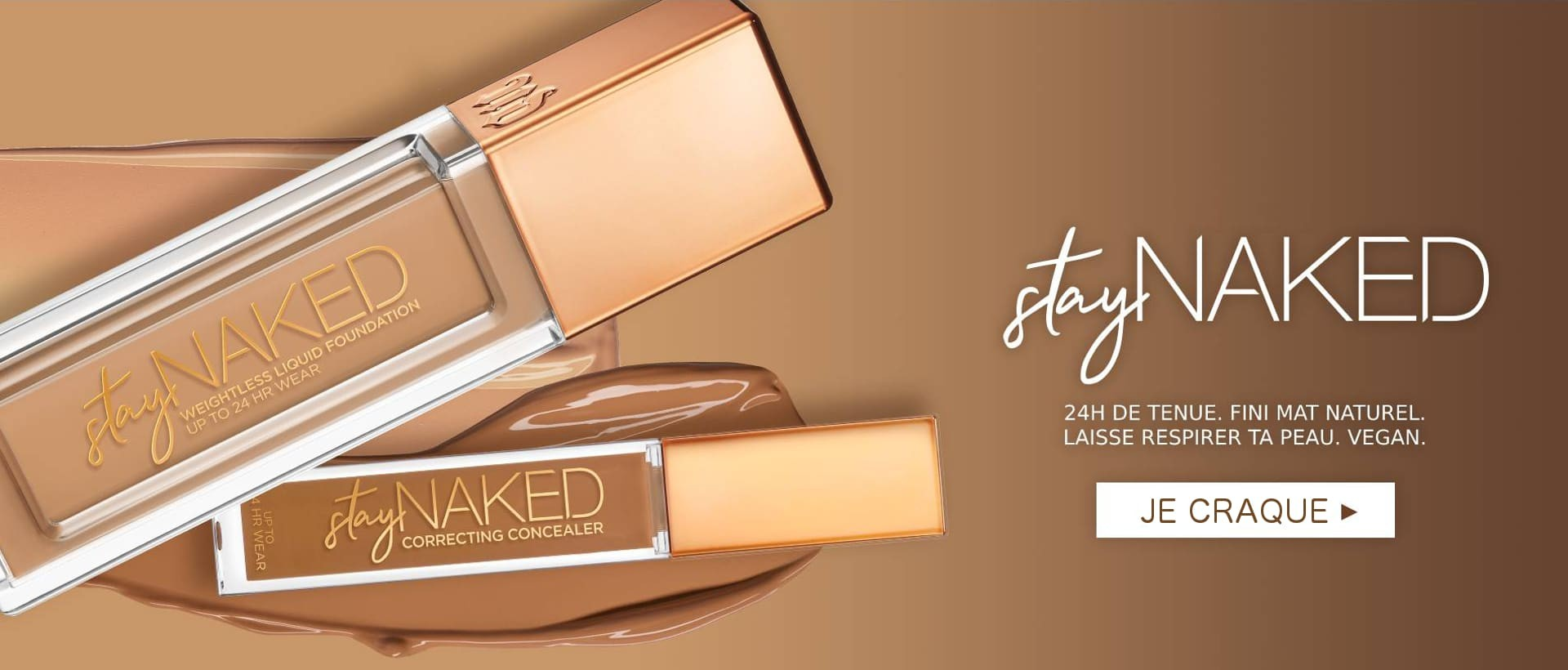 Urban Decay Stay Naked Collection Weightless Foundation Correcting Concealer